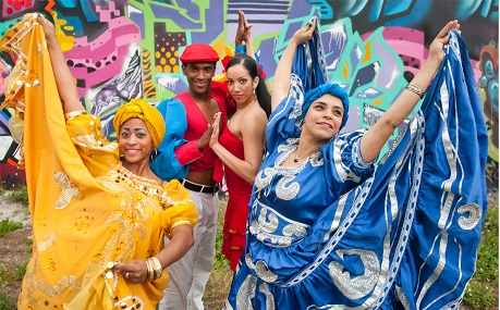 Ife Ile, Afro Cuban Dance group, alive and well in Miami
